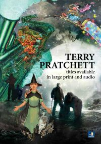 Terry Pratchett Poster
