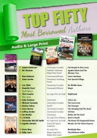 Top 50 Audio & LP – UK Flyer