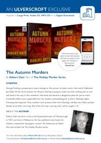 The Autumn Murders Information Sheet