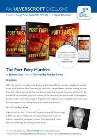 The Port Fairy Murders Information Sheet