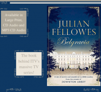 Belgravia by Julian Fellowes Library Poster