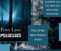 Possessed by Peter Laws Library Poster