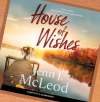 House of Wishes Library Poster