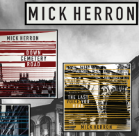 Mick Herron Titles Library Poster