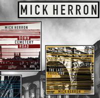 Mick Herron Titles Library Poster