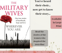 Wherever You Are by The Military Wives Library Poster