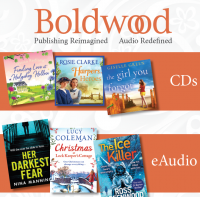 Boldwood Books Titles Poster for Libraries