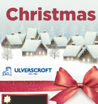Christmas Audio Titles Library Poster