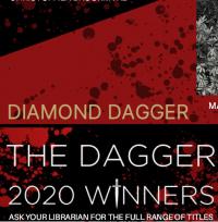 CWA Daggers 2020 Winners Poster